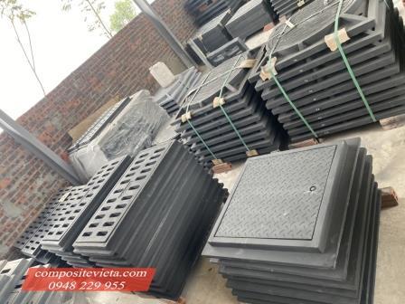 xưởng sản xuất và bán song chắn rác Việt Á